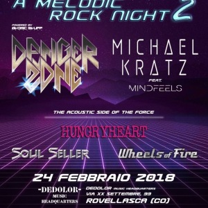 A Melodic Rock Night 2